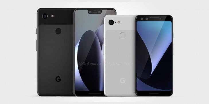 Google a limitat incarcarea la noile modele Pixel 3 si Pixel 3XL