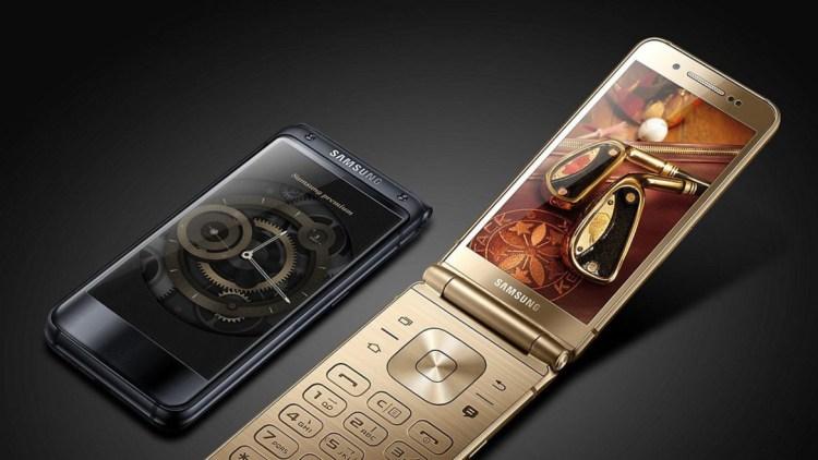 Singurul telefon Samsung pe care l-as cumpara -W2019 cu clapeta si touchscreen