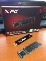ADATA XPG SX6000 PRO – SSD de 512GB PCIe Gen3x4 M.2 la 541 lei