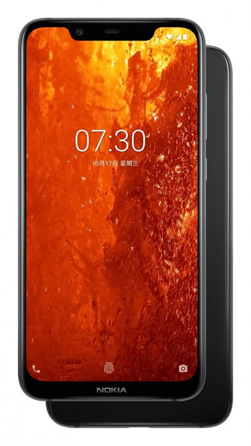 Nokia X7 este oficial - Snapdragon 710, dual camera si notch