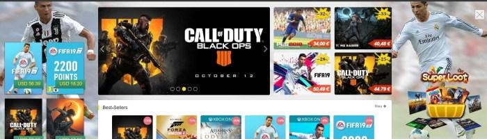 Assassin's Creed Odyssey, Call Of Duty Black Ops 4 si alte licente la oferta
