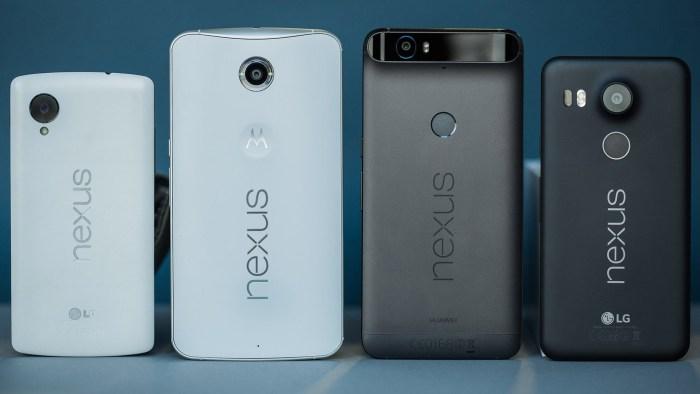 Google ar putea lansa 2 telefoane mid-range