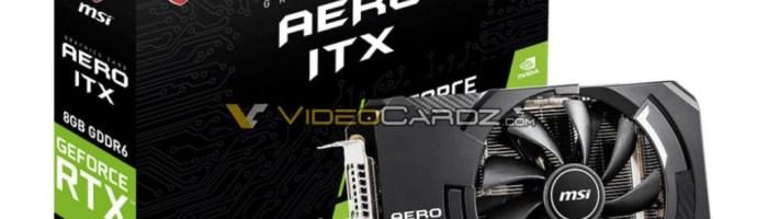 MSI lansează prima placă video RTX 2070 în format ITX