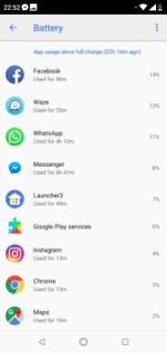 Nokia 5.1 Plus battery (2)