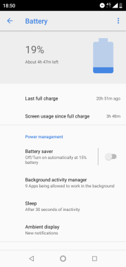 Nokia 5.1 Plus battery (3)