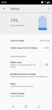 Nokia 5.1 Plus battery (3)