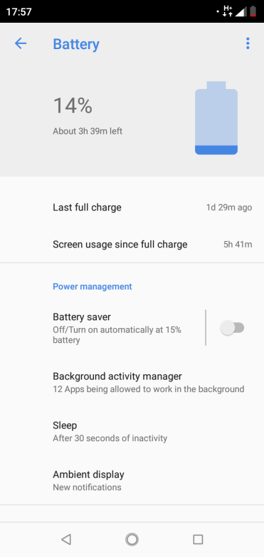 Nokia 5.1 Plus battery (5)
