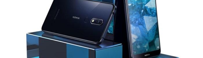 Nokia 7.1 primește update la Android 9.0 Pie