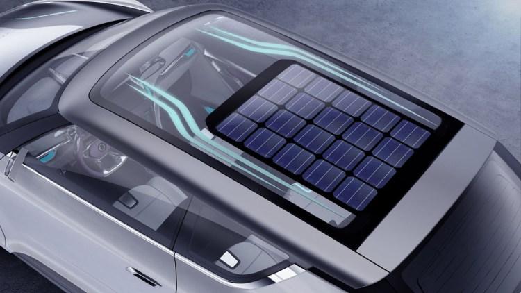 Hyndai integreaza panouri solare pe plafonul masinilor