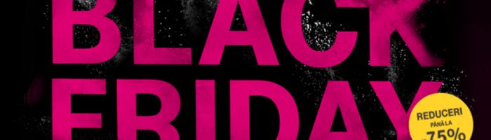Reduceri foarte bune la Telekom de Black Friday