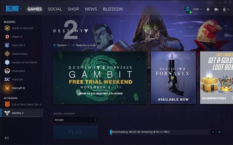 Destiny 2 este gratuit in caz ca nu ati aflat deja