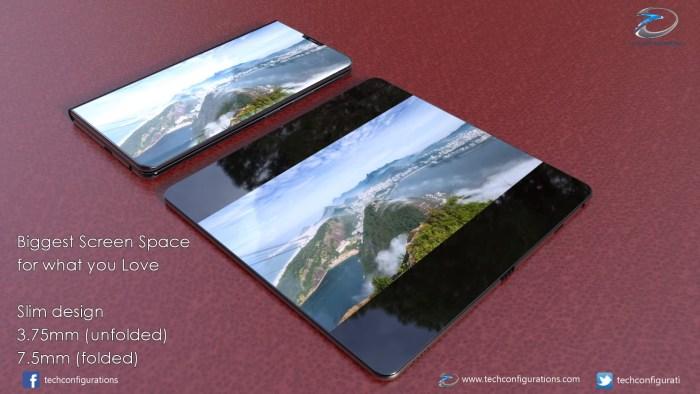 Huawei lucreaza la un telefon pliabil cu ecran de 8 inch