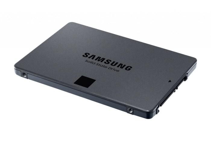 Samsung 860 QVO - SSD cu pret accesibil si stocare mare