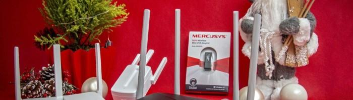 7 produse Mercusys pe care le poti face cadou