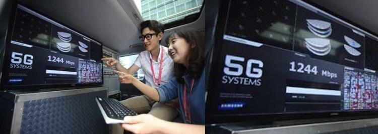 Operatorii de telefonie din Coreea de Sud lansează servicii mobile 5G