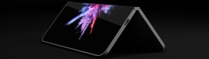 Microsoft ar putea pregati un smartphone pliabil si laptop-uri cu procesoare AMD