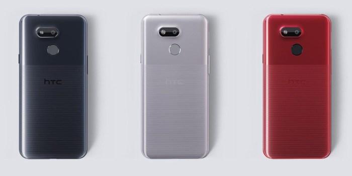 HTC a lansat Desire 12s - simetria lipseste