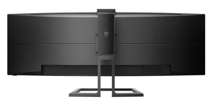 Philips 499P9H - monitor curbat ultra wide de 47 inch pentru profesionisti