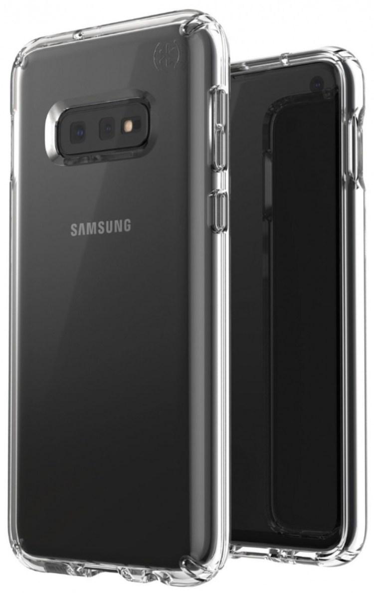 Design-ul oficial al telefoanelor Samsung Galaxy S10, S10+ si S10 Lite