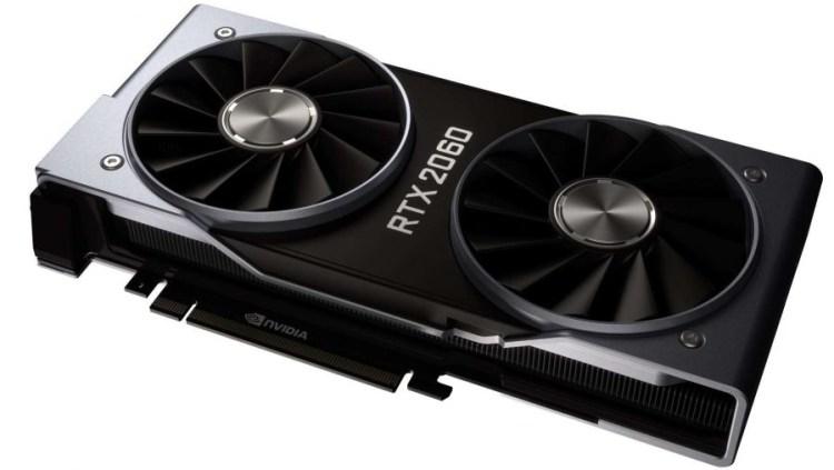 Nvidia a anuntat oficial RTX 2060 - costa 349 de dolari