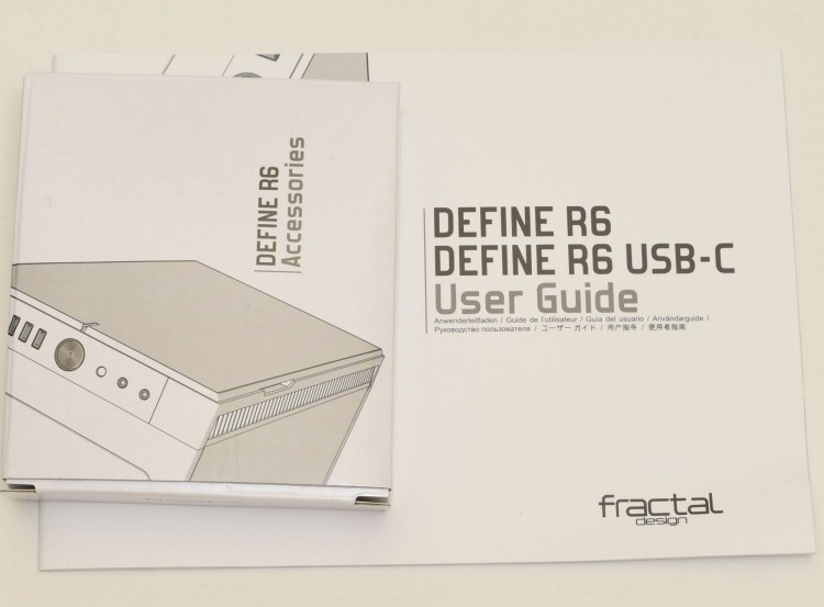 Review carcasă Fractal Design R6 USB-C