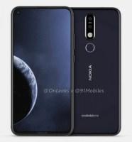 Nokia 8.1 – telefon cu gaura in ecran