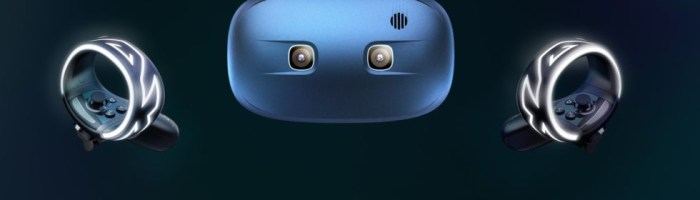 HTC anunță noi headset-uri VR: Vive Pro Eye și Vive Cosmos