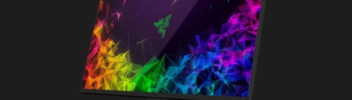 CES 2019 - Razer Raptor - primul monitor de gaming al companiei
