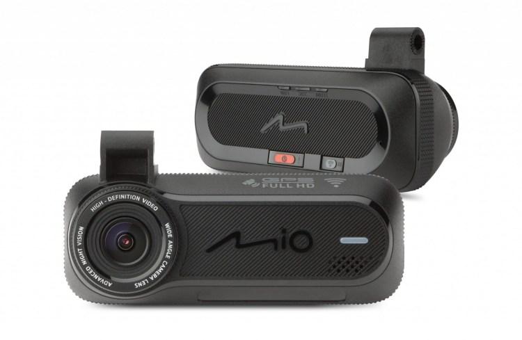 Mio a lansat seria J de camere video auto