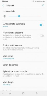 Samsung Galaxy A9 interfata (16)