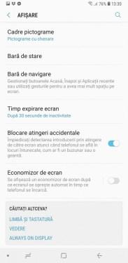 Samsung Galaxy A9 interfata (17)
