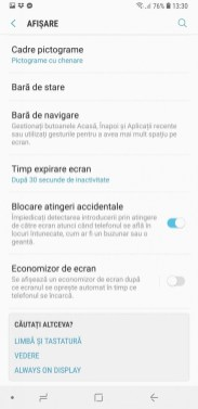 Samsung Galaxy A9 interfata (17)