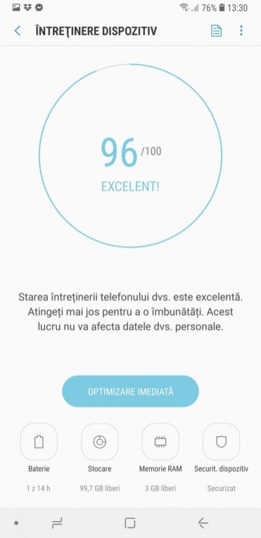 Samsung Galaxy A9 interfata (18)