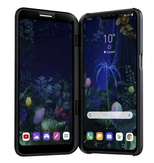 LG a prezentat G8 ThinQ, G8s ThinQ si V50 ThinQ 5G