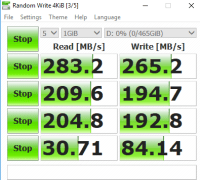 Teste de viteza cu un SSD Seagate de 500GB