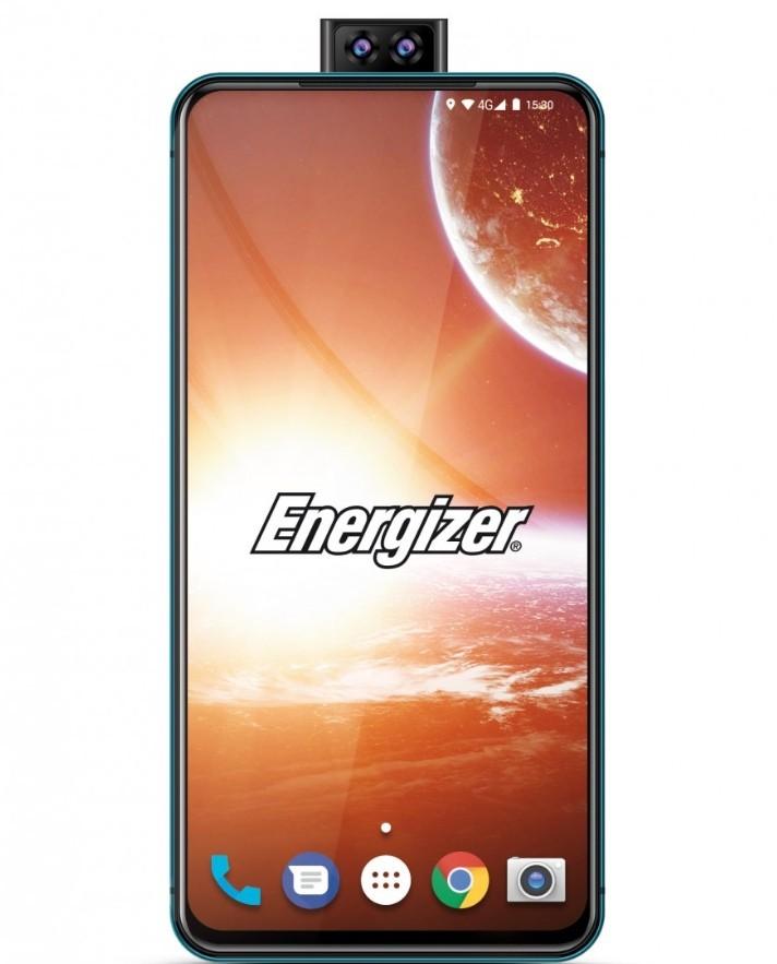 Energizer Power Max P18K - telefon cu baterie de 18.000mAh