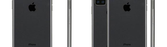 iPhone 11 copiaza design-ul camerelor foto de la Huawei Mate 20 Pro