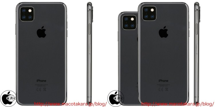 iPhone 11 copiaza design-ul camerelor foto de la Huawei Mate 20 Pro
