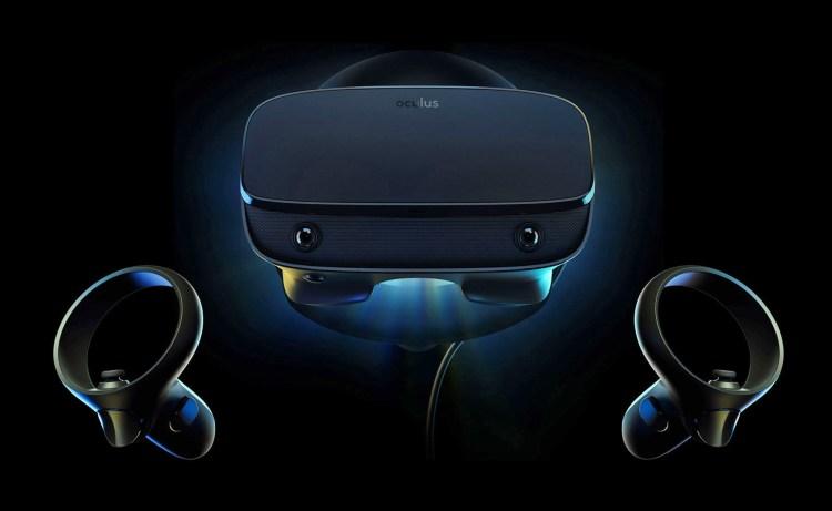 Oculus Rift S este produs de Lenovo