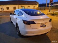 Tesla Model 3 test-drive