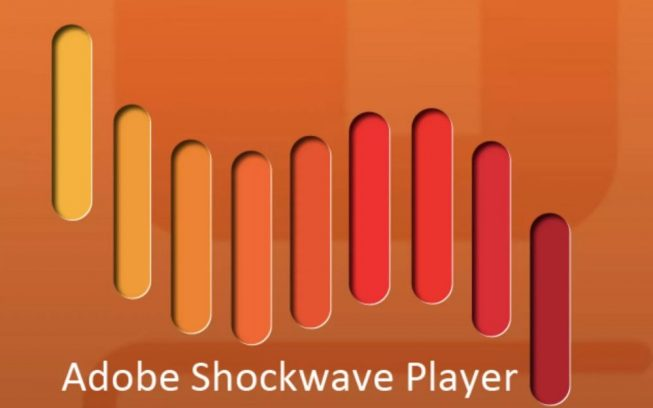 Plugin-ul Adobe Shockwave dispare pe 9 aprilie