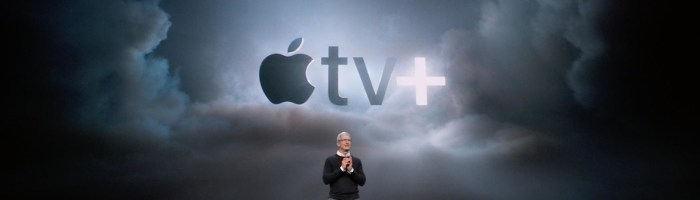 Apple TV+ este o alternativa la Netflix