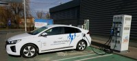 Hyundai Ioniq Electric 28 kWh (2018) review la drum lung [VIDEO]
