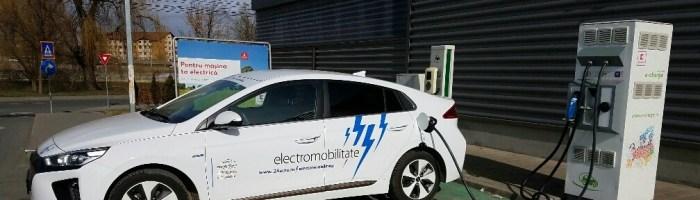 Testam Hyundai Ioniq peste weekend: curiozitati, intrebari?
