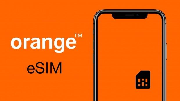 Orange lansează eSIM