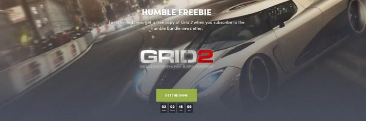 GRID 2 este gratuit pe Humble Bundle