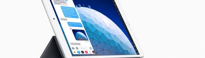 Apple a lansat un nou iPad Air si iPad Mini