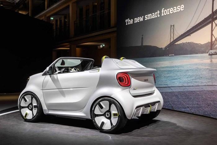 Smart Forease + va fi dezvaluit la Geneva