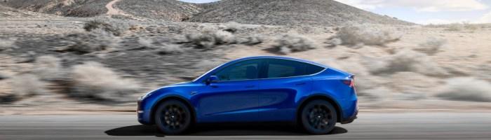 Tesla Model Y: autonomie de pana la 480 Km, pret de la 39000$