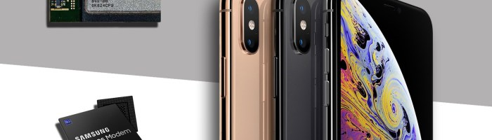 Apple va cumpara modemuri 5G de la Qualcomm si Samsung